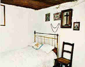 Our Lady of Fatima Jacinta's Bedroom